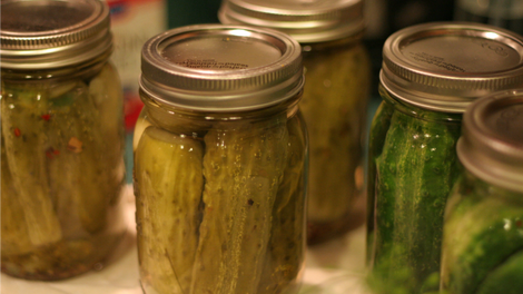 You Should Be Freezing Your Homemade Pickles