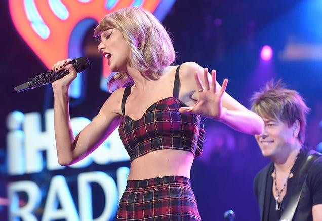 Taylor Swift in 2014