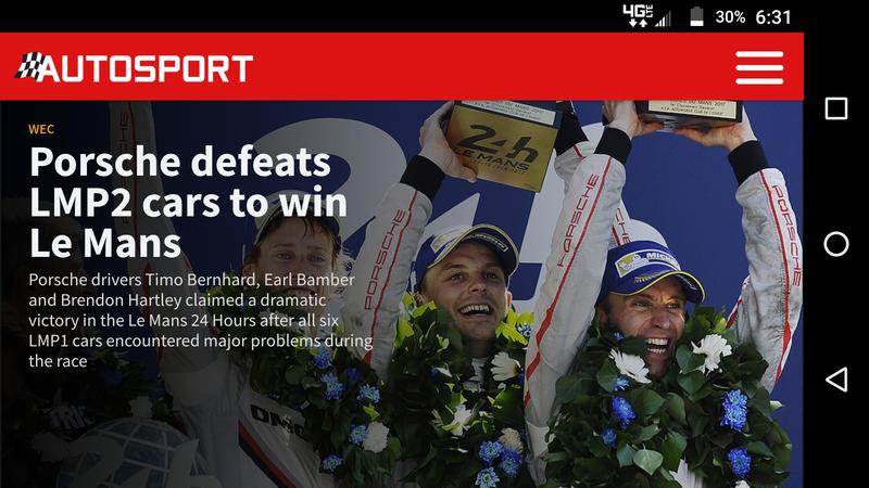 Illustration for article titled Saddest Headline In Motorsports