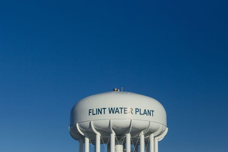 Illustration for article titled #Flint: Michigan Cuts Off Bottled-Water Distribution, Claiming Water Quality Is Restored
