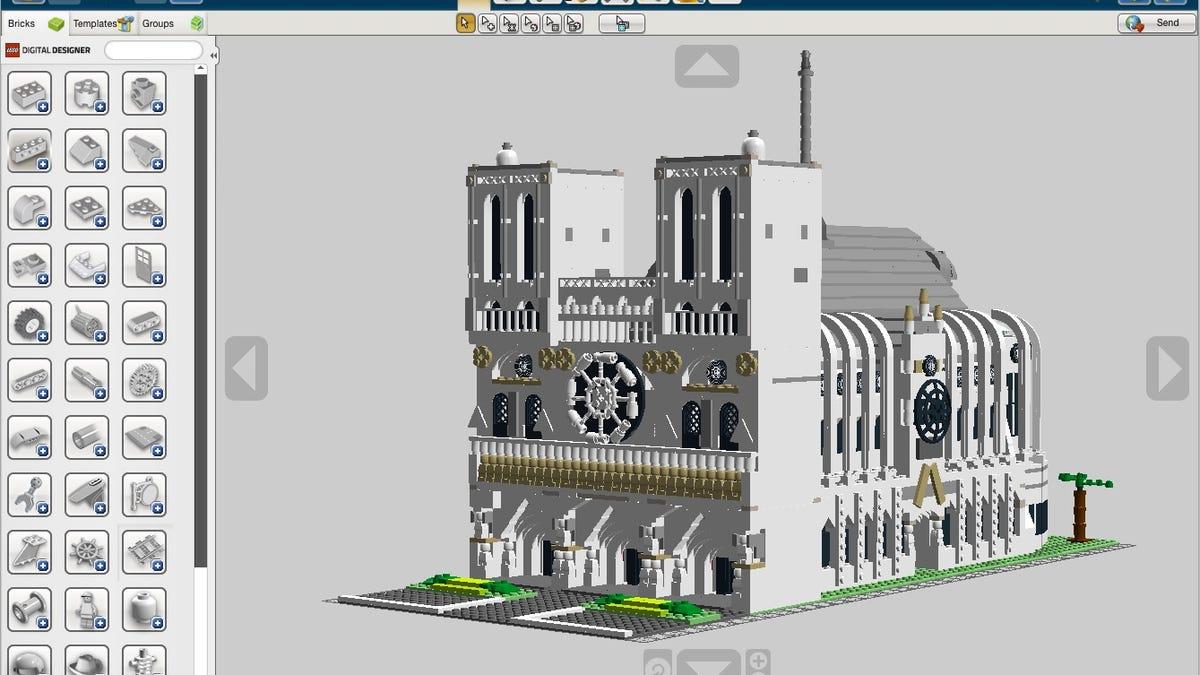 Career Spotlight What I Do As A Lego Model Designer