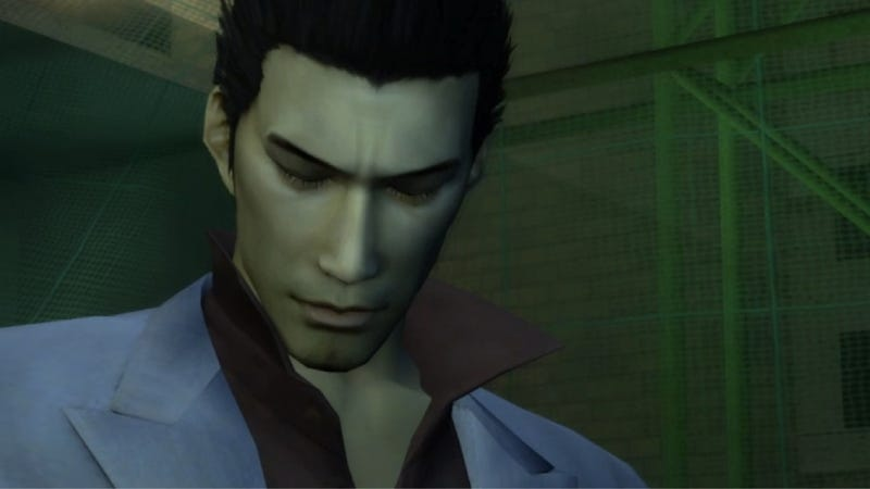 Illustration for article titled Yakuza 1 & 2 Coming to Wii U in HD for Japan