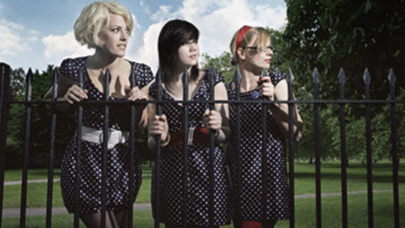 Illustration for article titled The Pipettes