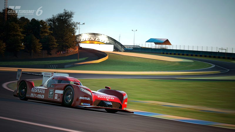 Illustration for article titled At Least You Can Drive The NissanGT-R LM Nismo In Gran Turismo 6