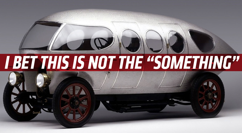Illustration for article titled Alfa Romeo Officially Announces It'll Be Bringing 'Something' to the Geneva Motor Show