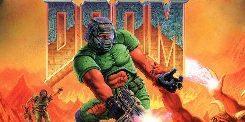 Illustration for article titled How Is Doom Still So Incredible?