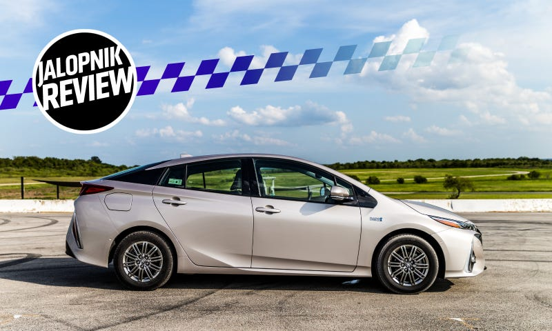 The Toyota Prius Prime Is Only Good For One Thing