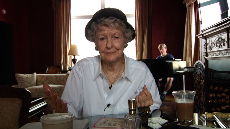 Illustration for article titled Elaine Stritch: Shoot Me shows the Broadway legend at her best and worst