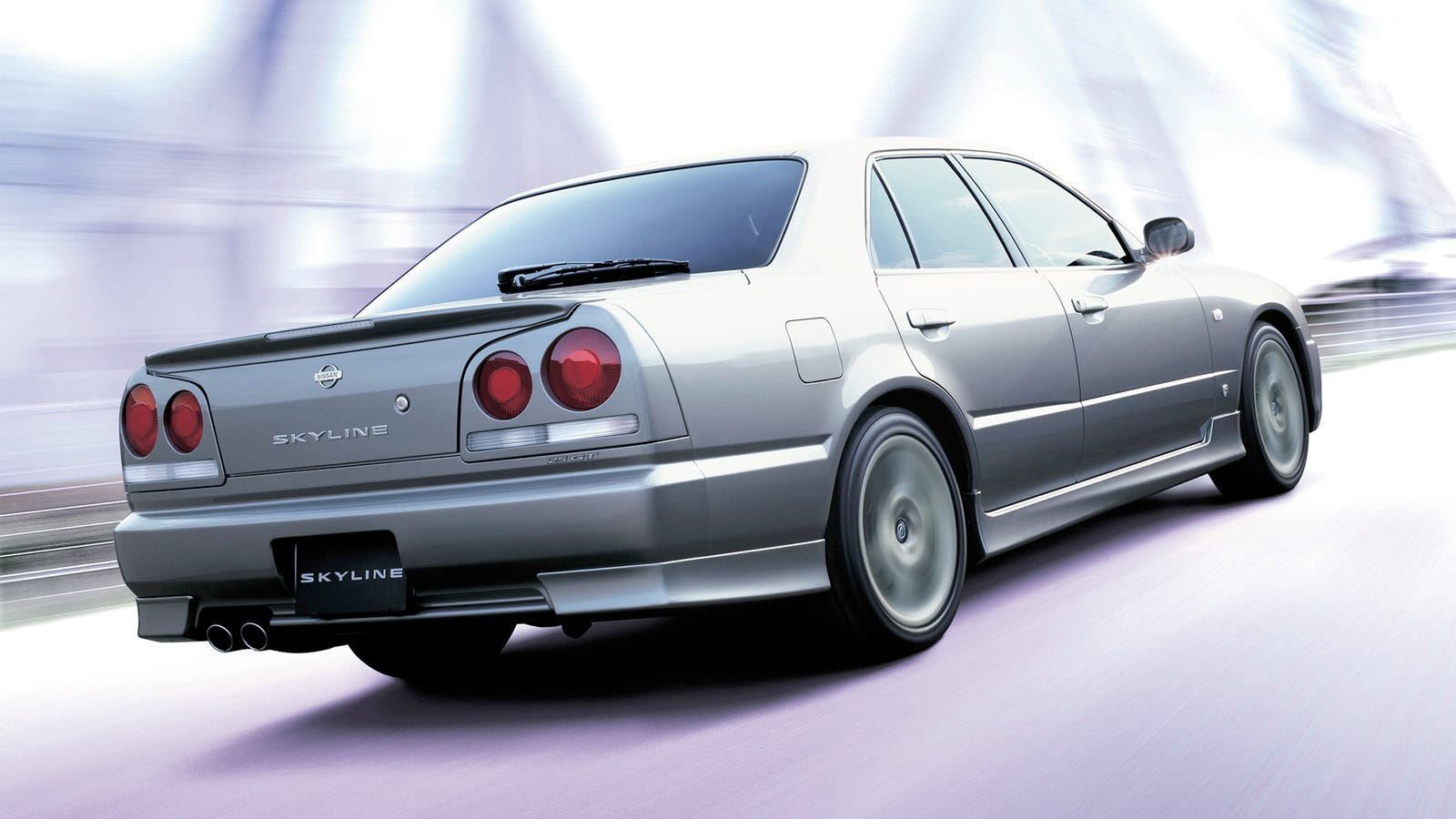Listen The Non Gt R Nissan Skylines Are Excellent Too