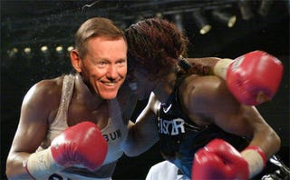 Illustration for article titled Ford CEO On CNBC's Power Lunch At Noon To Smack Dennis Kneale Around