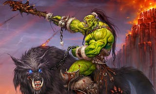 Illustration for article titled People Still Writing Scripts For Warcraft Movie