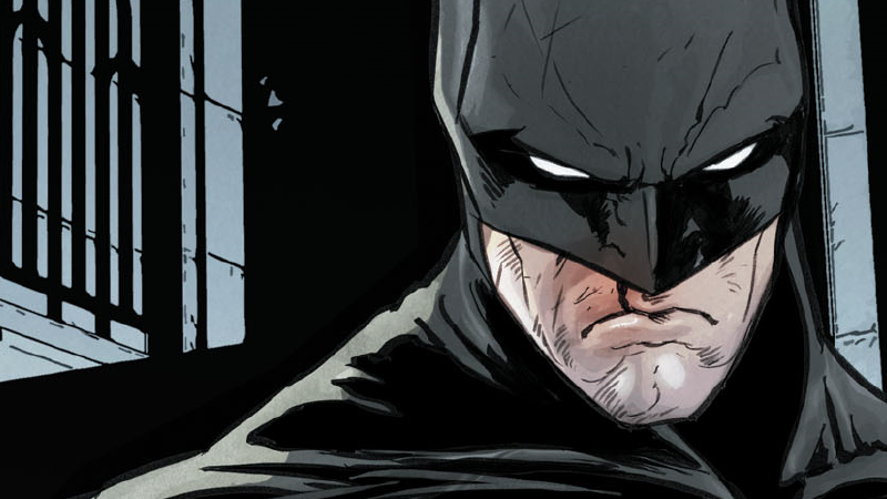 Image: DC Comics. Art by Mikel Janin and June Chung.