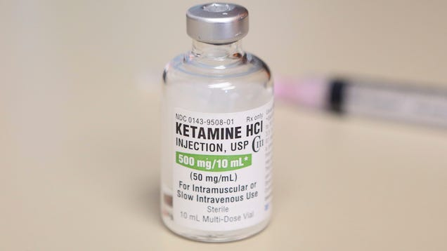 A Ketamine-Based Nasal Spray for Depression Could Soon be Approved by the FDA