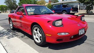 Illustration for article titled For $17,000, This 1993 Mazda RX7 Turbo Is A Bone Stock Rocket