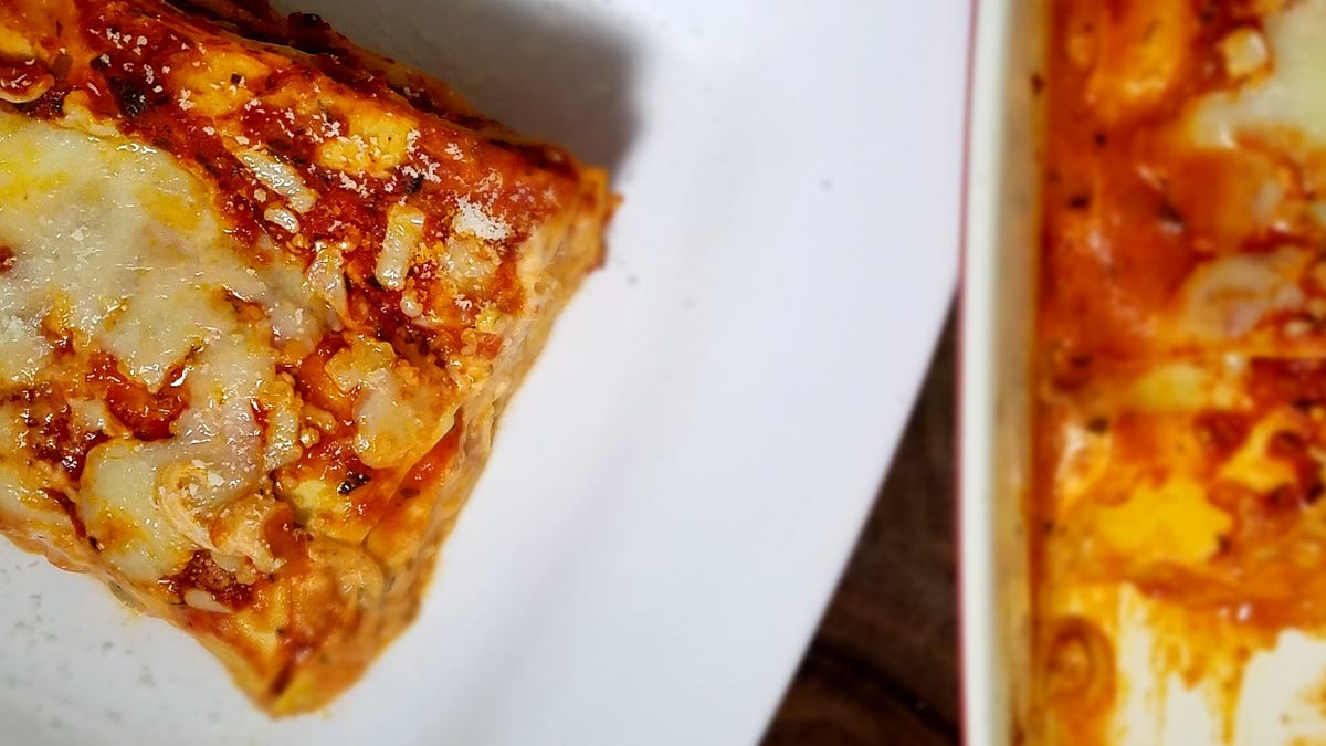 Better Lasagna Is Only A Day Away