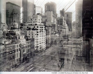 Illustration for article titled Longest Pinhole Exposure Ever Is Also Most Beautiful