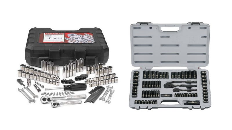 Illustration for article titled Your Choice of a Sweet Deal on a New Socket Set for Under $55