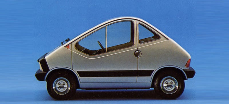 Illustration for article titled This Fiat City Car Was Weapons-Grade Bonkersonium