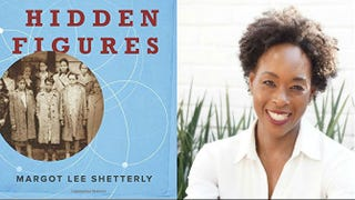 Hidden Figures book cover; author Margot Lee ShetterlyAmazon.com; Margotleeshetterly.com