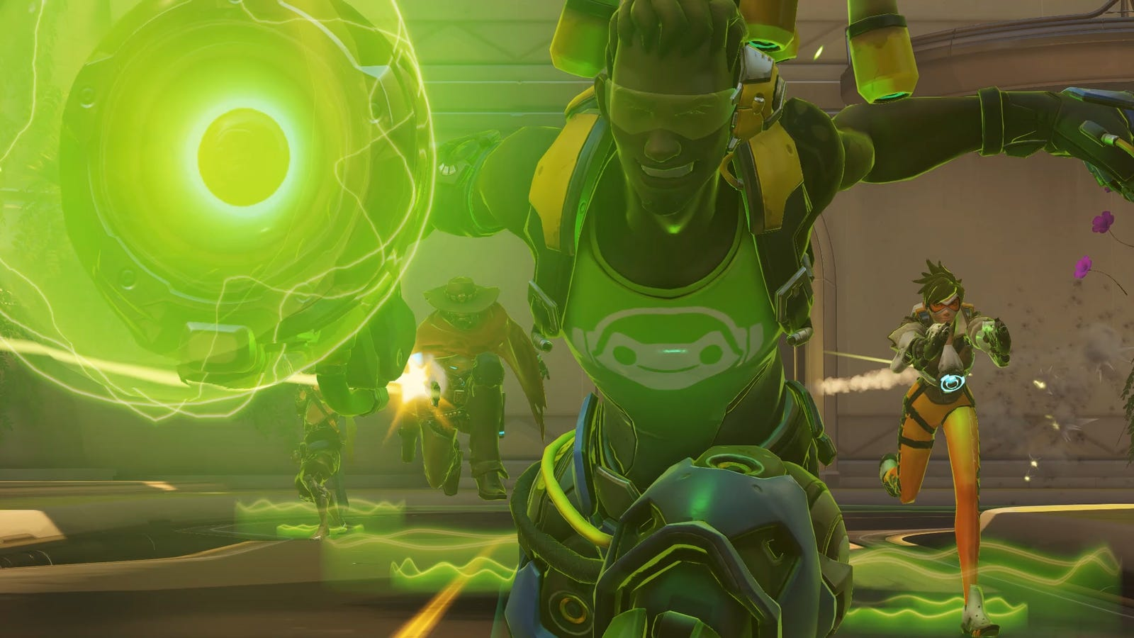 Overwatch's Most Famous Lucio Player Would Rather Have Fun Than Go Pro