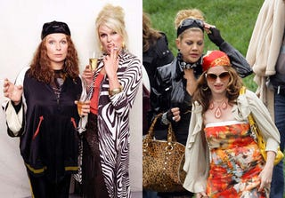 Illustration for article titled First Look: Will The New Absolutely Fabulous Be Absolutely Awful?