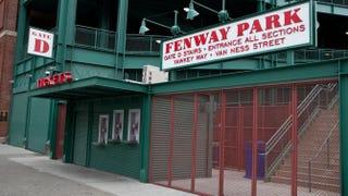 An entrance into Fenway ParkKayana Szymczak/Getty Images