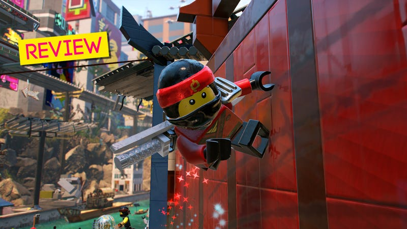 The Lego Ninjago Movie Videogame The Kotaku Review
