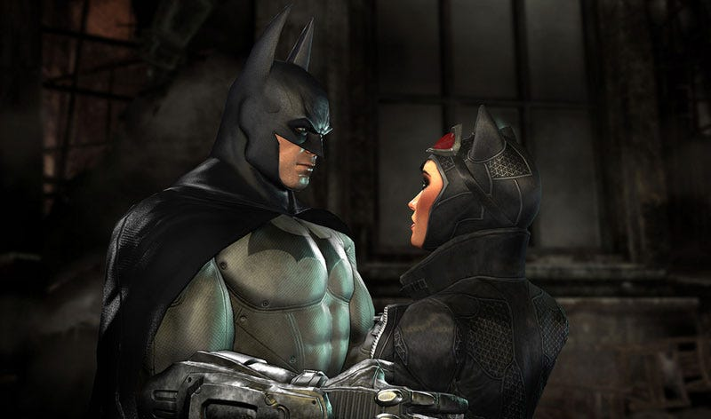 Illustration for article titled New Batman: Arkham City Screens Almost Look Too Good To Be True