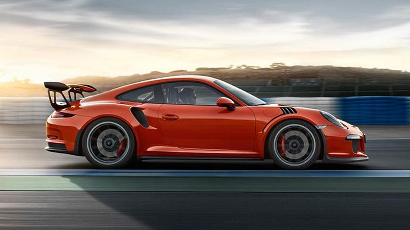 Illustration for article titled GT3 RS Philosophy