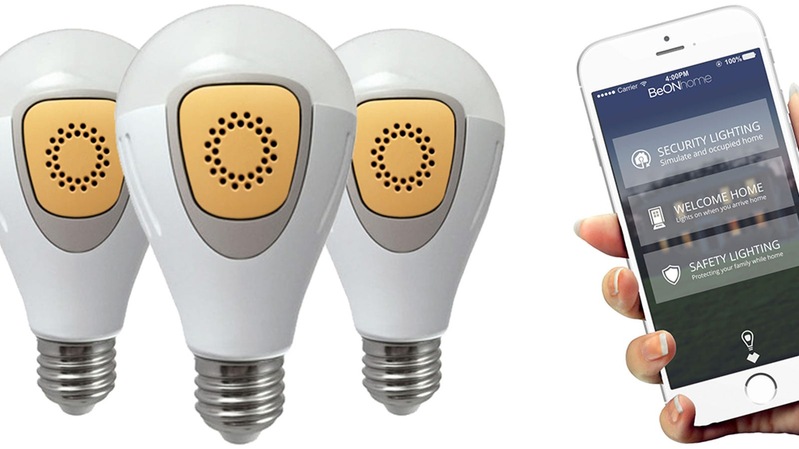 Smart LED Bulbs Learn Your Routines, and Automatically Turn On When ...