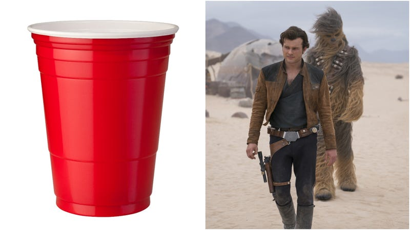 Illustration for article titled Solo + Solo Cup winner of easiest crossover in marketing history