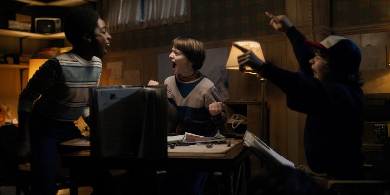 The Stranger Things kids are confirmed RPG addicts.