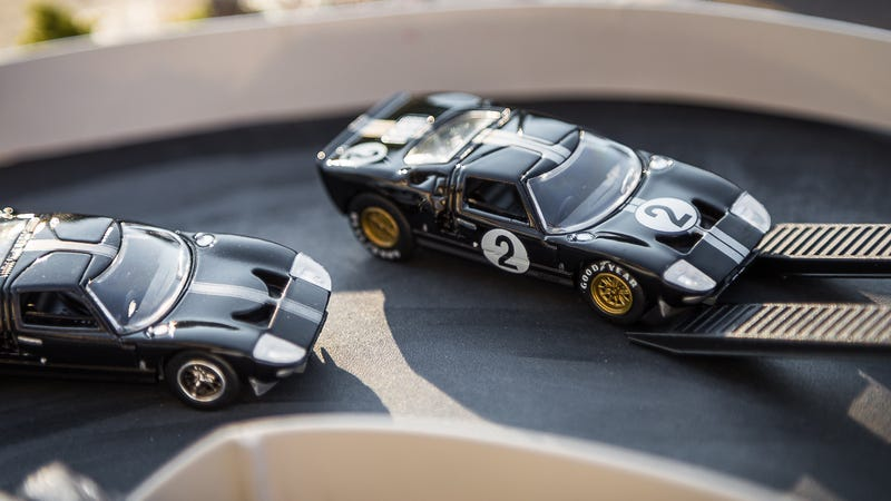 Illustration for article titled GT40's on the Diorama