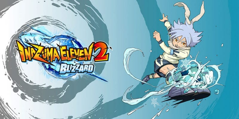 Illustration for article titled Playing Inazuma Eleven 2 Blizzard (Part 1)