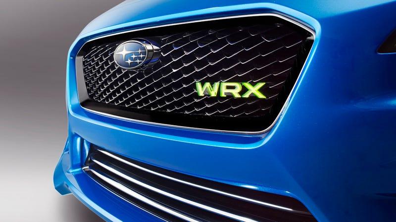 A Brief History Of The Subaru WRX