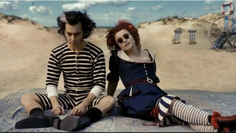 Illustration for article titled Helena Bonham Carter and Johnny Depp will cheat on Tim Burton to do The Lone Ranger together
