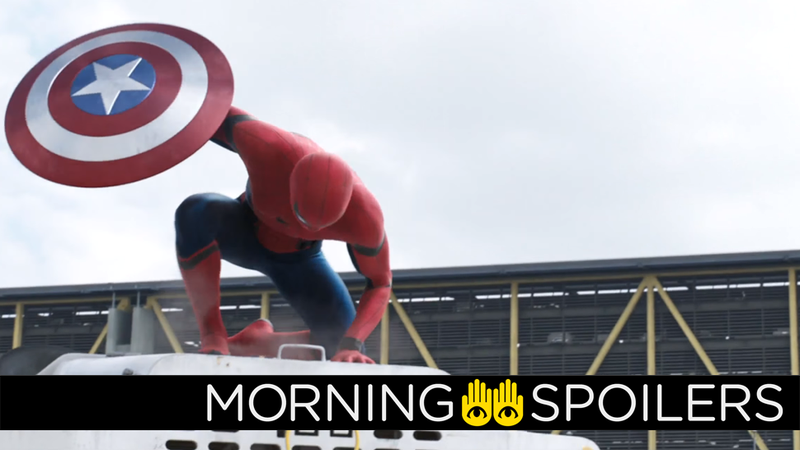 Illustration for article titled More Spider-Man News From Civil War,and Beyond