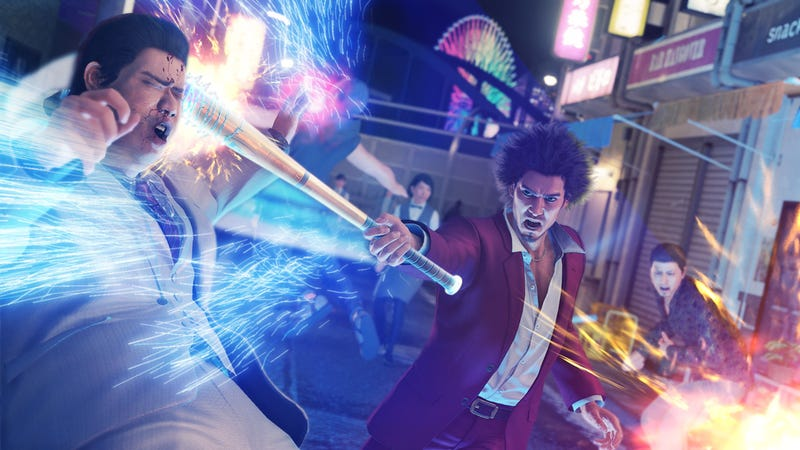 Illustration for article titled Yakuza 7 Announced, Ditches Action Combat For JRPG Battles