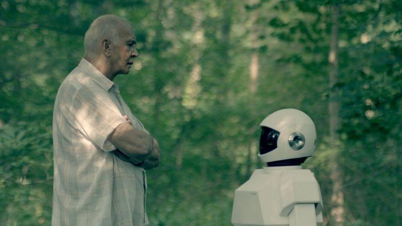 Illustration for article titled Robot & Frank