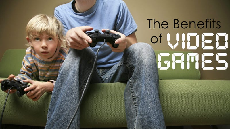 Illustration for article titled Research: The Benefits of Video Games (Survey)
