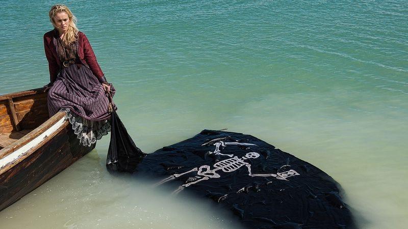 """Illustration for article titled Black Sails: """"II."""""""
