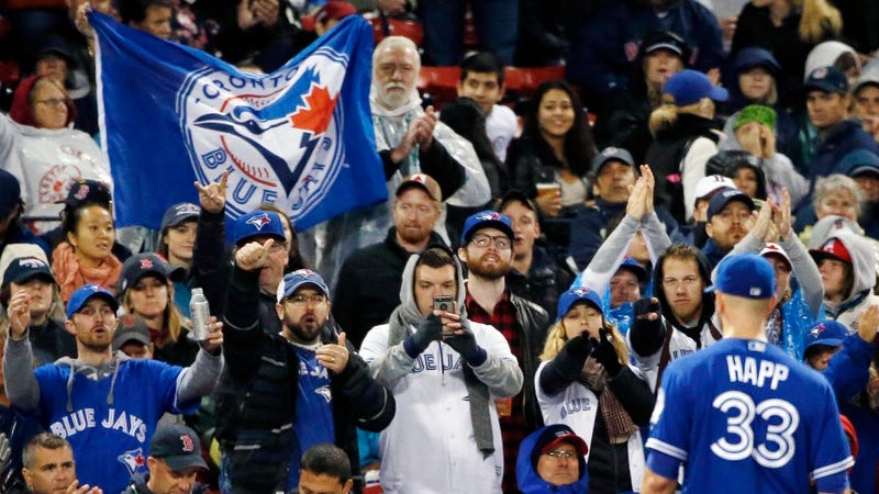 Illustration for article titled The Blue Jays Will No Longer Serve Canned Beer To Their Rude Fans