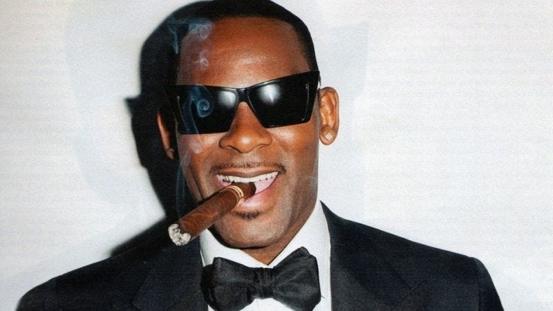 Illustration for article titled Unsurprisingly, R. Kelly's Twitter Q&A went terribly awry