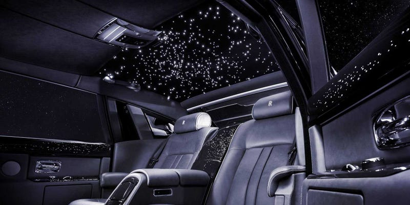 I Want A Starlight Headliner