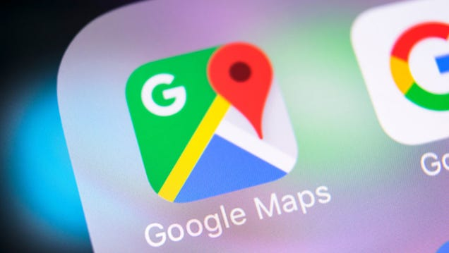 How to Use Google Maps  'Indoor AR' Directions