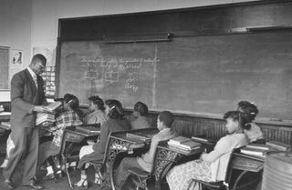 Segregated King George School - Getty Images - Alfred Eisenstaedt