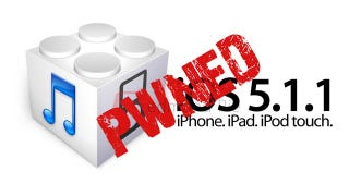 Illustration for article titled Here's the (Tethered) iOS 5.1.1 Jailbreak