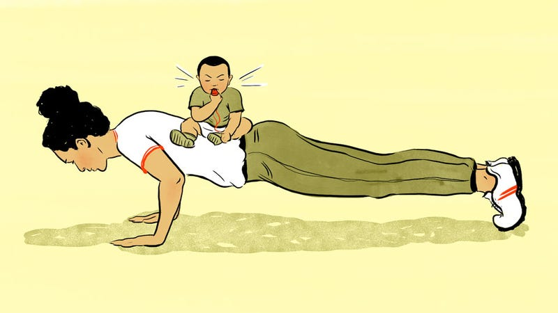 Illustration for article titled Baby Boot Camp: The Skills Every New Parent Needs to Learn