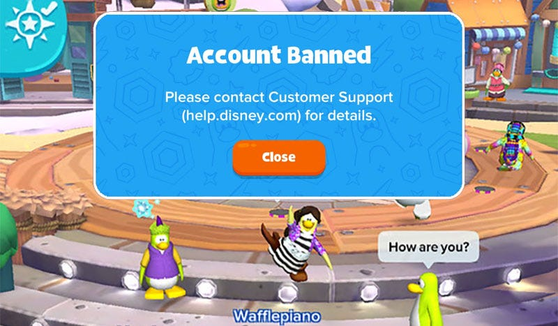 Illustration for article titled Club Penguin Island Launches And The Profanity Bans Continue