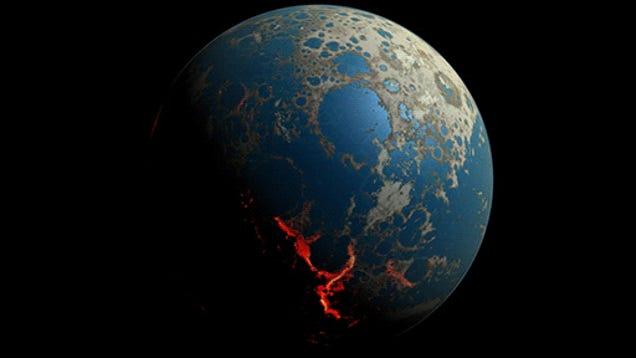 Resultado de imagen de La Tierra de hace millones de años